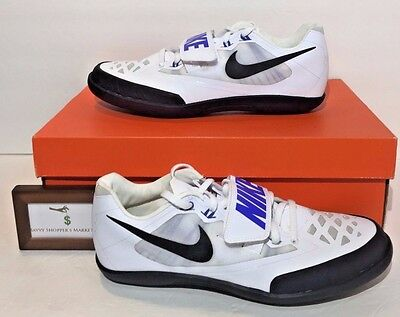 Nike Mens Size 9.5 Zoom Sd 4 Discuss Hammer Shot Put Throws Shoes New