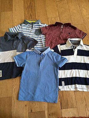 Boys T-Shirt Bundle Age 4-5 Years