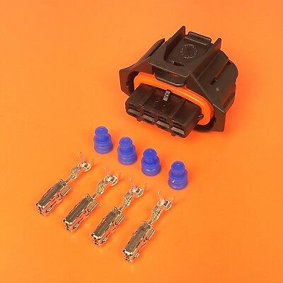 4 Way Bosch Compact Plug 1.1m Connector Kit - 1928403736