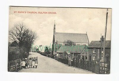 c1905 PPC St Marks Church Oulton Broad