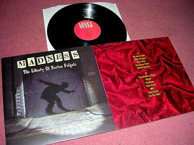Madness - Liberty Norton Folgate - Ltd Vinyl Lp - Mint - Suggs Ska 2 Tone Not Cd