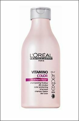 L'oreal professionnel shampooing vitamino color format voyage - 100ml