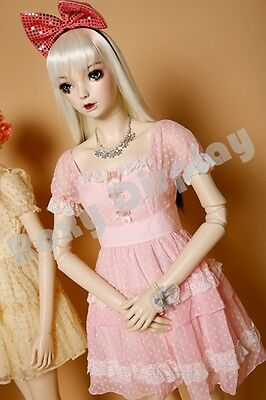 Fiberglass Female with Two different make-ups Heads Mannequin DressForm #MZ-ABF1