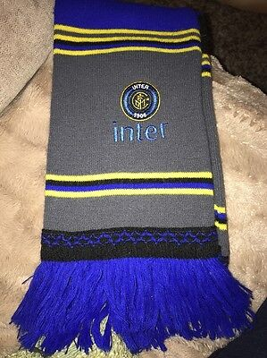 Inter Milan Football Scarf