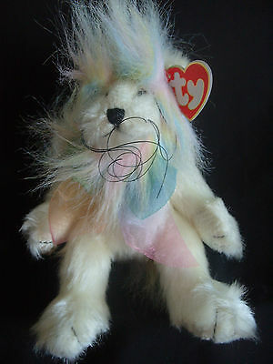 Ty Beanies - Attic Treasures Majesty - The Lion With Tags