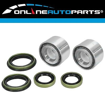2 Rear Wheel Bearing Kits suits Patrol 1987-2010 Disc Rear GQ GU Y60 Y61 Safari