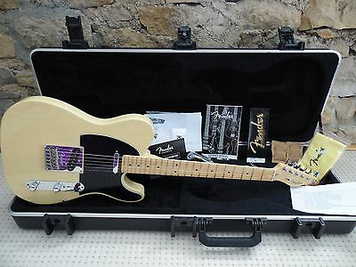 Fender Telecaster 60th Anniversary blonde (2011)