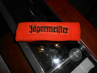 Jagermeifter Head Band and Keychain