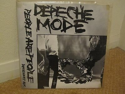 "Depeche Mode - People Are People /  In Your Memory - 12"" Vinyl"