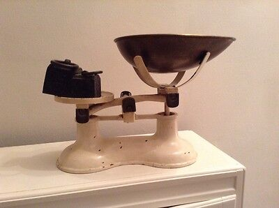 1950's Victor Kitchen Scales