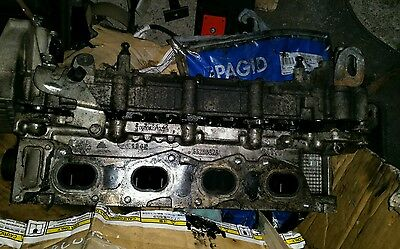 Vauxhall Vectra C Sri 1.9Cdti 150 Cylinder Head  Z19Dth No Cover