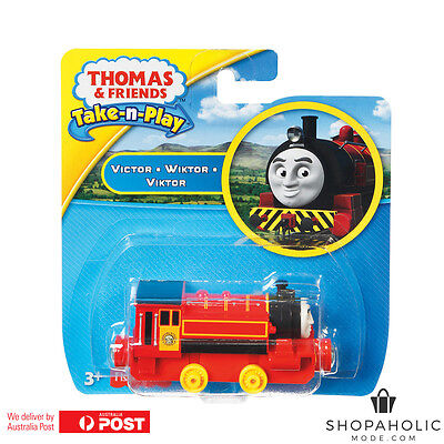 Fisher Price Thomas & Friends Take-N-Play Victor CBL77