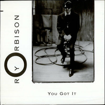 "You Got It Roy Orbison 12"" vinyl single record (Maxi) USA promo PR2593 VIRGIN"