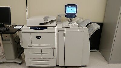 Xerox 4110 Copier Printer Scanner With External Fiery & Imposition Software