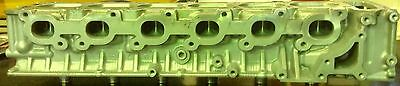 Nissan TB48 Cylinder Head. Complete with valves.