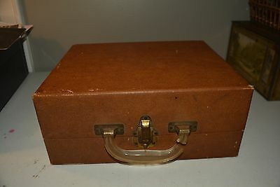 Silvertone Model 1240 Chassis, Suitcase Type, For Phonograph, Vintage, For Parts
