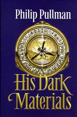 His Dark Materials Trilogy: Northern Lights, The Amber Spyglass, The Subtle Kni.