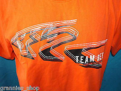 HRT Holden Racing Team Boys / Girls T Shirt Size 10 V8 Supercars  motor racing