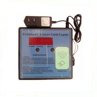 Enhanced Sensor Card Copier ID Card Duplicator