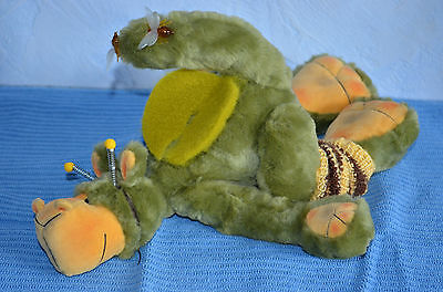 ●✿ Ƹ̵̡Ӝ̵̨̄Ʒ ✿●••  NEW *** pattern baby dragon PLUMPS by Cigi-Bears from Germany