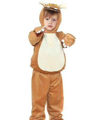 Fancy Dress Book Day Costume Outfit Children 1-3 Years GUFFALO