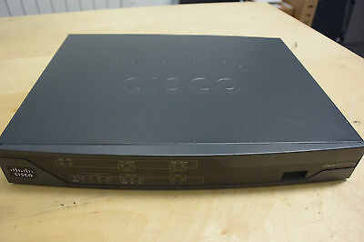 Cisco 886VA-K9 886 wireless router Cisco 800 series