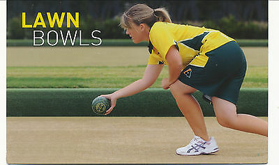 Australian Stamps: 2012 Lawn Bowls - Post Office Pack