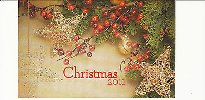 Australian Stamps: 2011 Christmas - Post Office Pack