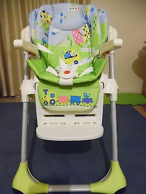 CHICCO, HIGHCHAIR, Polly 2 in 1