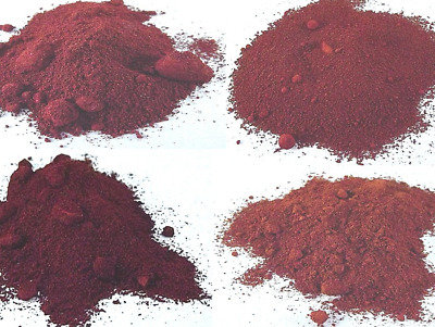 Red Oxide Kit Natural Cosmetic Grade Home Makeup Lipstick Soap Skincare Crafts