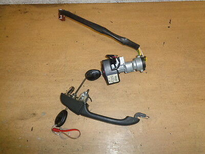 Land Rover Discovery 2 Td5 Ignition Barrel With Key Door Handle With Key