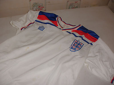 Football Maillot  Equipe Nationale Angleterre  Admiral  Taille  5