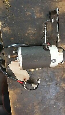 roma medical granada  mobility scooter spare parts 2012 motor and brake unit