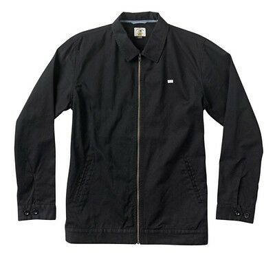 Fourstar Brian Anderson Men's Jacket Coat Black - Small - CLEARANCE SRP £85