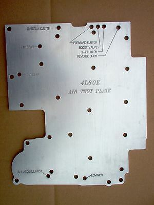 4L60E  AIR TEST PLATE GM transmission tool