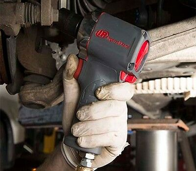 """Ingersoll Rand 3/8"""" Stubby Drive Quiet Ultra-Compact Impact Wrench *FREE SHIP*"""