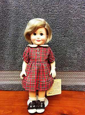"Vintage 1982 11"" Effanbee Doll - Bobbsey Twin Flossie - NOT BEING MADE ANYMORE!"