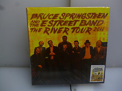Bruce Springsteen-The River Tour 2016 Soundboard.-13Cd Boxset-New.sealed.