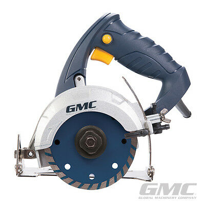 Gmc Hand Held Wet Stone Cutter Saw Tile  Marble Granite Free Next Day Delivery