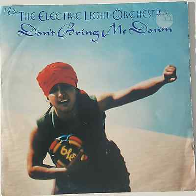 """Electric Light Orchestra (Elo) - Don't Bring Me Down - 12"""" Vinyl Single"""
