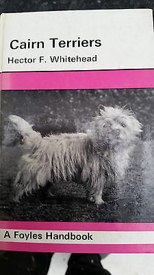 Cairn Terriers. Hector F Whitehead