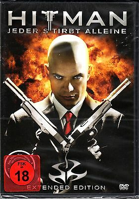 Hitman - jeder stirbt alleine , Extended Edition , uncut , new and sealed