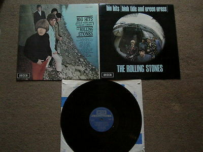 The Rolling Stones - High Tide And Green Grass - Txs 101 - Decca - Ex....!!!