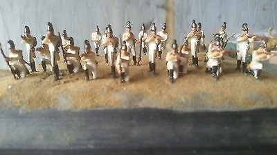 Airfix 1/72 Waterloo Austrian Infantry, superbly painted!