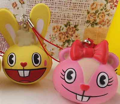 Giggles (Happy Tree Friends) Squishy (30% off already)