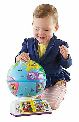 Laugh & Learn Greeting Globe by Fisher Price ¥ Brand New ¥ Free Shipping