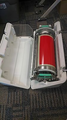 RISO RP 3700 Red Drum w Case