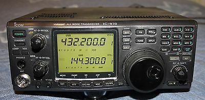 Icom IC-910H for restoration or spare parts