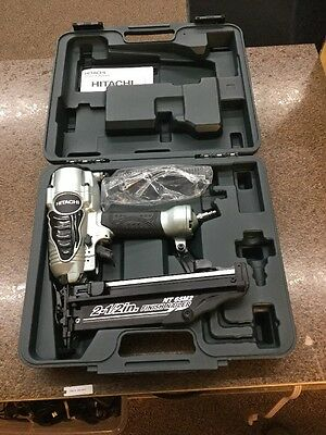 "Hitachi NT 65M2 2.5"" Finish Nailer"