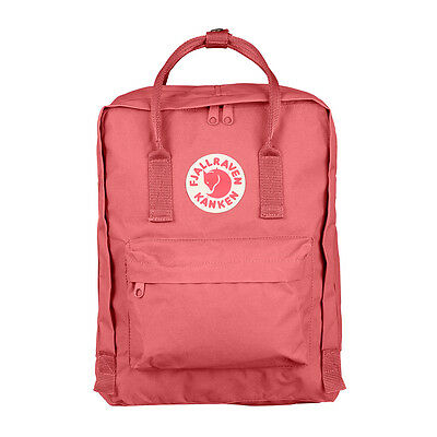 Mochila in Fjall Raven Kanken Classic Style Soft Pink Swedish arcticfox backpack